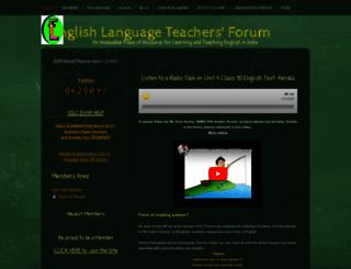 englishcouncil.webs.com screenshot