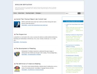 englishdution.blogspot.com screenshot