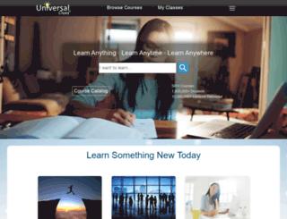 englishgrammar.onlineclasses.com screenshot
