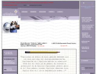 englishingilizce.com screenshot