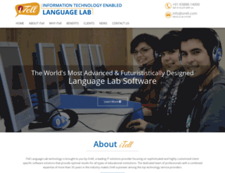 englishlanguagelabsoftware.com screenshot