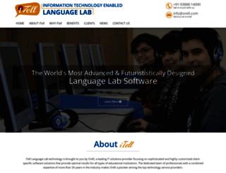 englishlanguagelabsoftware.com screenshot