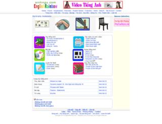 englishrainbow.com screenshot