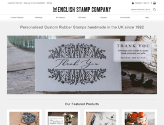 englishstamp.com screenshot