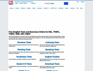 englishteststore.net screenshot