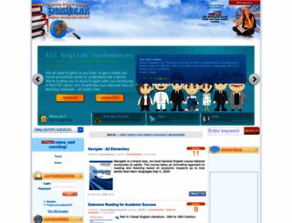 englishtips.org screenshot