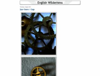englishwilderness.blogspot.com screenshot