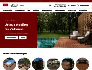 englputzeder.at screenshot