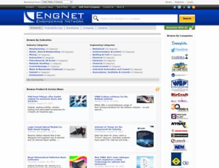engnet.co.za screenshot