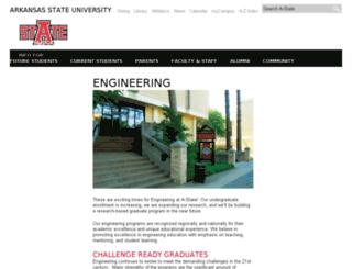 engr.astate.edu screenshot