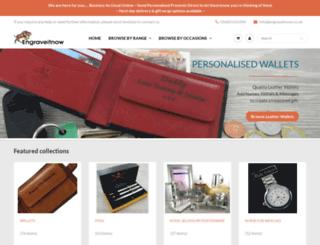 engraversworld.com screenshot