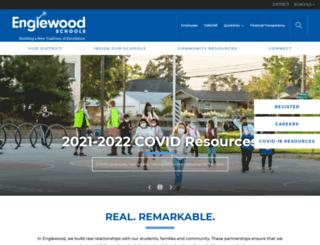engschools.schoolwires.net screenshot