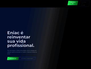 eniac.com.br screenshot