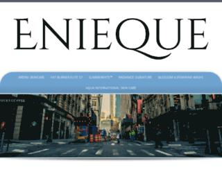 enieque.com screenshot