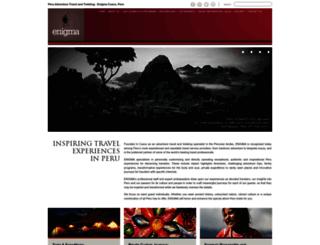 enigmaperu.com screenshot