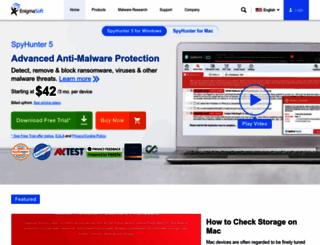 enigmasoftware.com screenshot