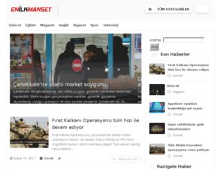 enilkmanset.com screenshot