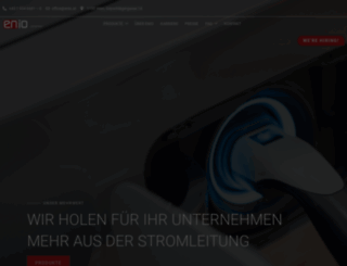 enio-management.com screenshot