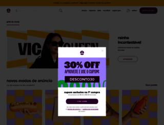 enjoei.com.br screenshot
