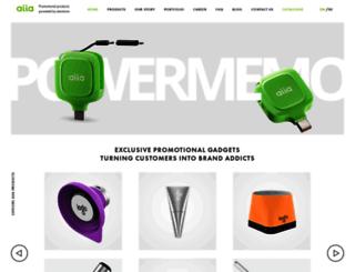 enjoy-aiia.com screenshot