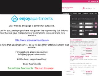 enjoy-barcelona.com screenshot