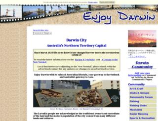 enjoy-darwin.com screenshot