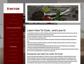 enjoy-how-to-cook.com screenshot