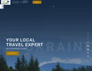 enjoy-ukraine.com screenshot