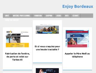 enjoybordeaux.com screenshot