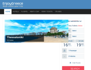 enjoygreece.eu screenshot