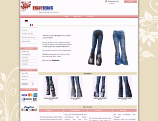 enjoyjeans.net screenshot