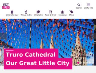 enjoytruro.co.uk screenshot