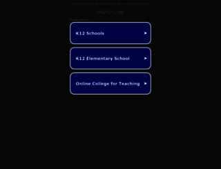 enk12.com screenshot