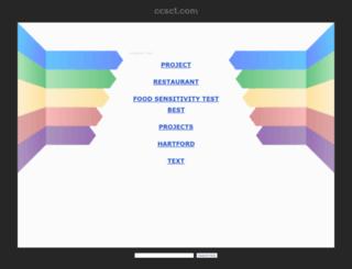 enka.ccsct.com screenshot