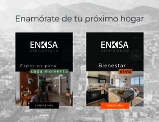 enksa.com.mx screenshot