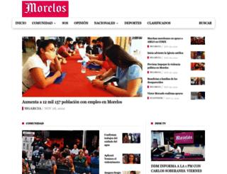 enlace.diariodemorelos.com screenshot