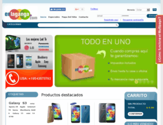 enlaganga.com screenshot