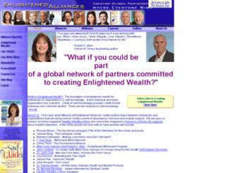 enlightenedalliances.com screenshot