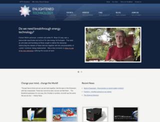 enlightenedtechnology.org screenshot