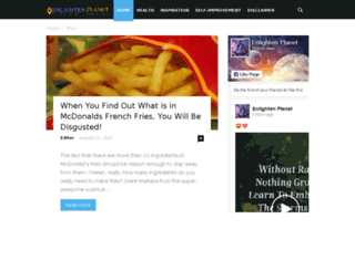 enlightenplanet.com screenshot