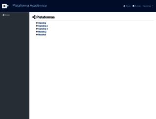 enlinea.umss.edu.bo screenshot