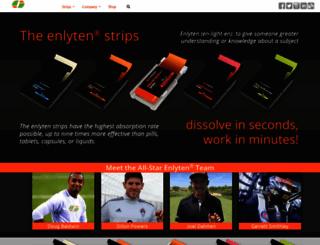 enlyten.com screenshot