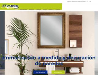 enmarkarapid.com screenshot