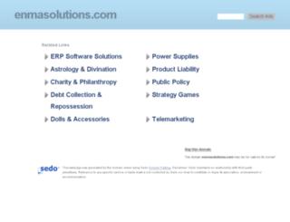 enmasolutions.com screenshot