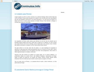 enminutoss.blogspot.com screenshot