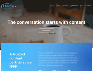 ennclick.com screenshot