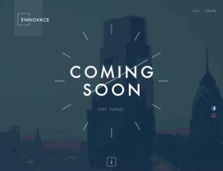 ennovace.com screenshot