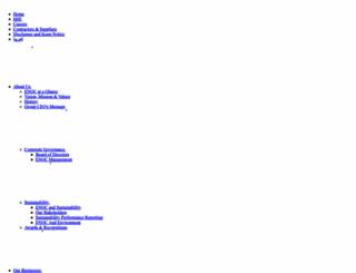enoc.com screenshot