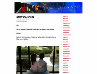 enosfamily.com screenshot