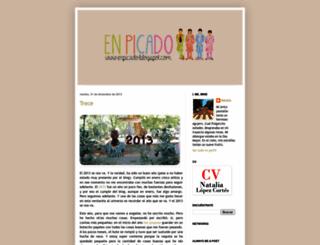 enpicado.blogspot.com screenshot